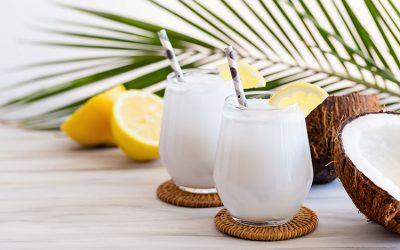 Coconut Cream Mezcal